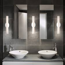 Modern Bathroom Wall Sconce Modern Bathroom Lighting Jeffreypeak