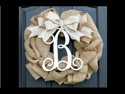 win or fail burlap wreath