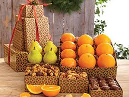 buy christmas gifts fresh fruit for the holidays