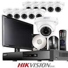 Cctv System Buy Hikvision 16 Channel Dvr 11 Eagle Eye Professional Cctv System