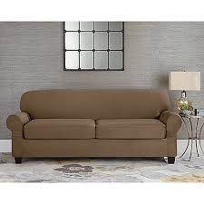 sofa slipcovers couch covers and furniture throws bed bath u0026 beyond