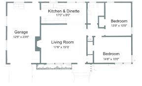 Floor Plan 2 Bedroom Apartment Awesome 2 Bedroom Floor Plans Contemporary Rugoingmyway Us