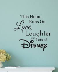 Bathroom Quotes For Walls Best 20 Disney Wall Decals Ideas On Pinterest Disney Sayings