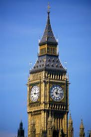 London Clock Tower by Nickname The Landmarks Here They Are U2026 Names Glossophilia