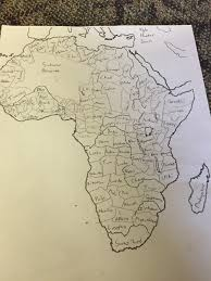 Scramble For Africa Map by U S History Hunter Watts Revisiting The Scramble For Africa