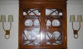 how to arrange a corner china cabinet how to arrange a china cabinet