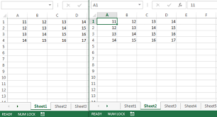 delete rows in different sheets through vba microsoft excel tips