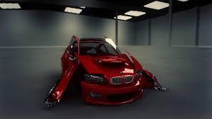 cars bmw red bmw m3 transformer youtube