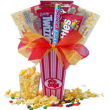 candy gift basket of appreciation gift baskets concession stand