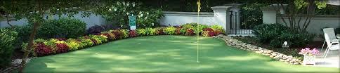 tour greens wisconsin backyard putting green installers
