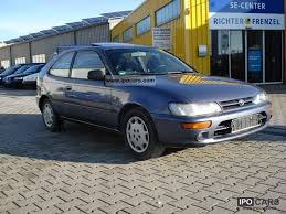 toyota corolla 1 6 gl 1992 specs 1992 toyota corolla 1 6 saloon related infomation specifications