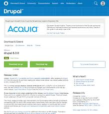 Drupal Hosting Title Misleading Advertisments Above The Fold On Drupal Core Release