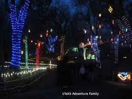 Zoo Lights Pictures by Zoo Lights Hogle Zoo Utah U0027s Adventure Family