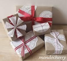 gift wrap ribbon brown creative gift wrap ideas