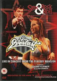 Everlast Blinded By The Sun Everlast Live In Concert From The Playboy Mansion Dvd At Discogs
