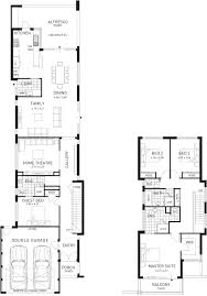 catherine bay single storey master floor plan western australia