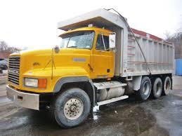 mack dump truck 1996 mack cl713 tri axle dump truck for sale by arthur trovei