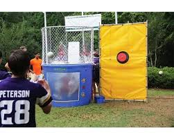 dunk booth rental dunk tank rentals the classic dunk tank holds one person sitting