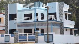 Contemporary Houses For Sale Angamaly 8 5 Cents Plot And 2000 Sq Ft Contemporary House For