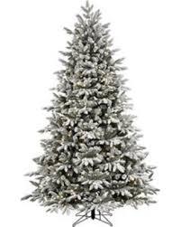 shopping special ge 7 5 ft pre lit alaskan fir flocked