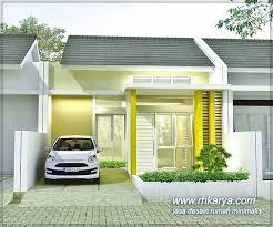 desain rumah lebar 6 meter teras rumah minimalis lebar 6 meter yang unik dan menarik