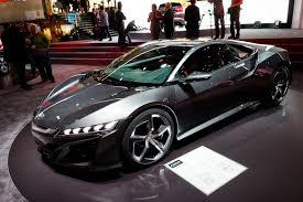 honda supercar new honda nsx sold out in the uk before even being shown in public