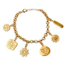 bracelet charm gold images The joy bracelet quot maya angelou the legacy collection dogeared jpg