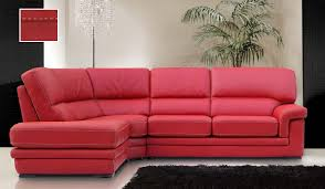 Red Corner Sofa by Corner Sofas Designersofas4u Blog