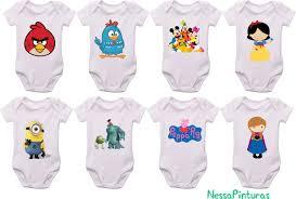 Favorito Body para bebê Personagem no Elo7 | Nessa Pinturas (434201) @QO39