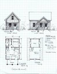 rustic country home plans cabin with loft floor mountain house new