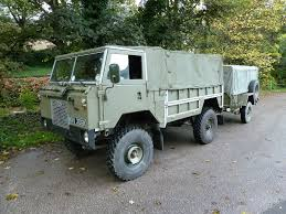 land rover 101 wrv 306k 1972 101 forward control land rover u0026 trailer a photo