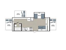 Monticello Floor Plans by 2018 Dutchmen Kodiak 222es Monticello Mn Rvtrader Com