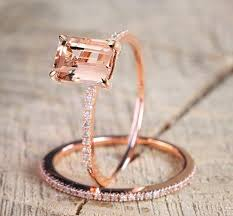 buy gold rings images Worth to buy exquisite 18k rose gold floral rings set slim jpg