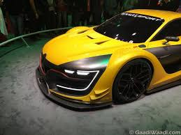 renault race cars renault rs01 race car concept unveiled at the auto expo 2016