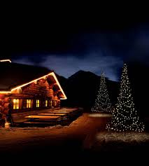 exterior simple outdoor christmas decorating ideas christmas