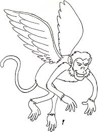 s p maldonado u0027s oz art winged monkey