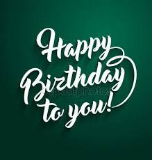imagenes de cumpleaños sin letras tipografía de letras de feliz cumpleaños archivo imágenes