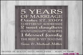 5 year anniversary gifts for husband 5 year wedding anniversary gifts for him evgplc
