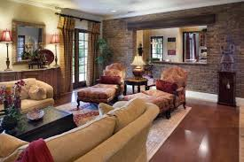 Photo Page HGTV - Tuscan family room
