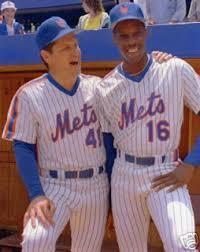 Doc Gooden Ex 1986 Mets - centerfield maz new york mets legendary pitcher dwight gooden
