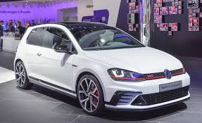 volkswagen gti 2017 volkswagen gti clubsport 40th anniversary edition pictures photo
