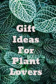 gift ideas for plant lovers that will get their excitement growing