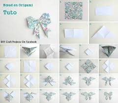 diy origami bow tie diy recycle pinterest origami bow diy