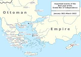 the greek war of independence 1821 1832 weapons and warfare