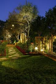 Garden Patio Design by