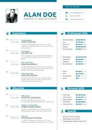 A Good Example Of A Resume by Examples Of Resumes Curriculum Vitae Example South Africa With