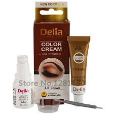 delia henna eyebrows cream makeup eyebrow tint brows gel wax henna