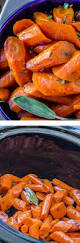 Thanksgiving Carrots Slow Cooker Brown Butter Carrots The Food Charlatan