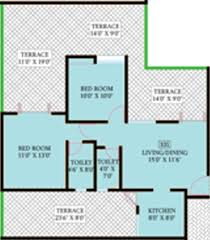 Square Floor L Shriram L Square In Lohegaon Pune Price Location Map Floor