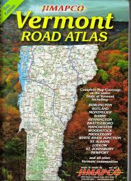 Map Of Vermont And New Hampshire Vermont Road Atlas Jimapco Inc 9781569148877 Amazon Com Books
